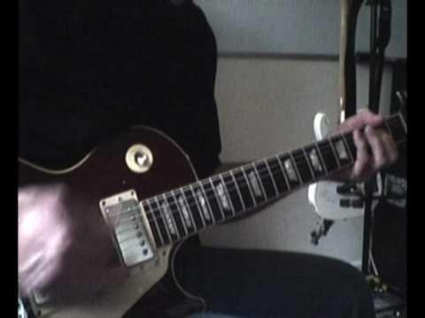 IronGear Hot Slag bridge pickup Gibson Les Paul Standard 1990 - Matt Thorpe