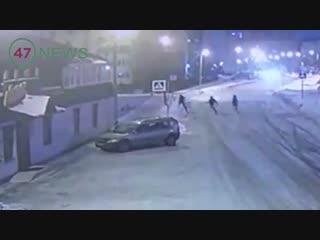Житель Санкт-Петербурга погиб в Буграх при взрыве петарды (02.01.2019)
