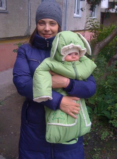 Анна Попова, 26 декабря 1987, Новосибирск, id24085304