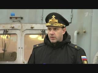 Новейший фрегат «Адмирал флота Касатонов» готовится кпервым испытаниям ивыходу вморе