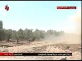 Сирийская армия берет последний бастион ДАИШ на юго-западе страны - город Аль-Шаджара