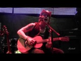 Ian Siegal (UK) - Dust My Broom (acoustic) @ Sziget Festival, Budapest (Hungary), 12082013