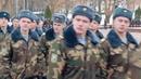 15 декабря на площади Победы в Витебске новобранцы 103-й гв.овдбр приняли военную присягу