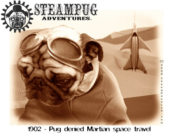 Steampug Adventures by Doctor Grymm (Фото 4)