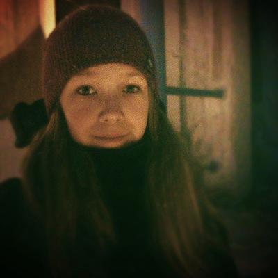 Таня Табунщикова, 25 января 1998, Надым, id113020556