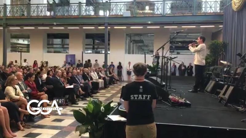 GGA Ваче Пашинян Вашингтон 2018