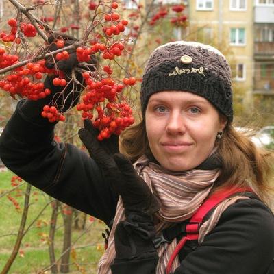 Оксана Штайгер, 20 мая 1989, Новосибирск, id30051957