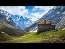 Потрясающая Норвегия: Великолепные горные пейзажи