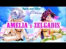 [Slayers] Zelgadis x Amelia - Closer