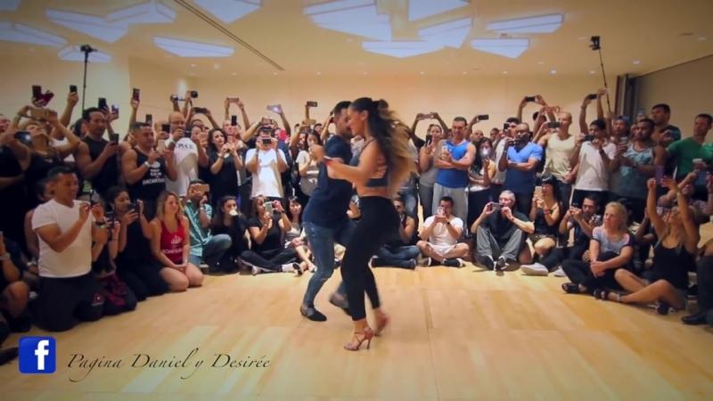 Daniel Desirée - Los Angeles Summer Bachata Festival | The Chainsmokers - Dont Let Me Down ft. Daya (Version Bachata Dj Khali
