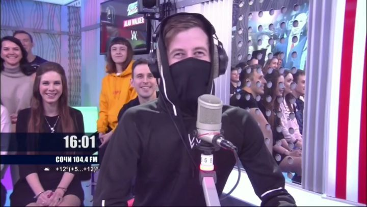 """Alan Walker on Instagram """"Alan said Hello in Russian on the radio @europaplus last spring. He said this even without an accent, as if he knew Ru..."""