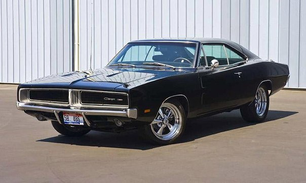 Фары 1969 Dodge Charger