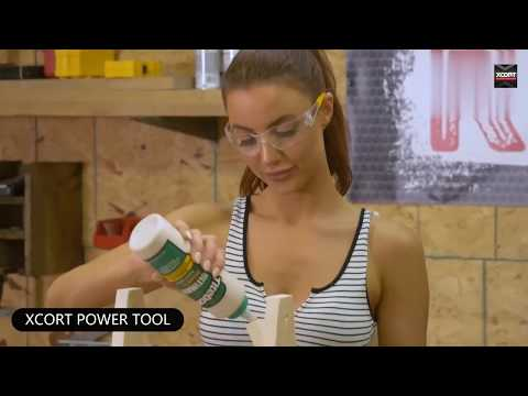 XCORT power tools how to build Wine Holder