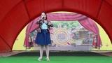 Брюховецкая Диана - Песня о войне День победы 2018 Школа вокала