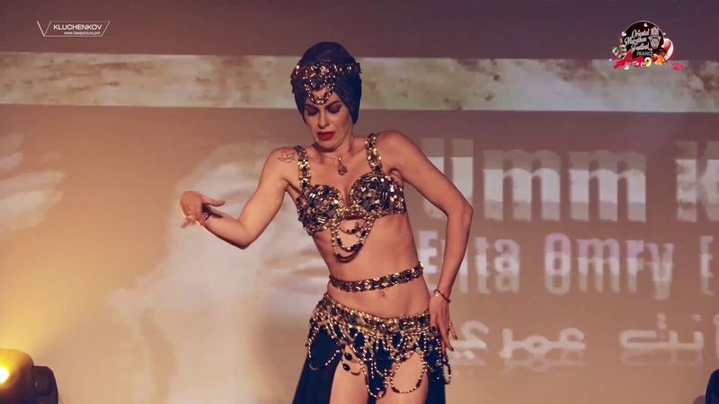 Esmeralda Colabone @ oriental marathon festival France Enta omri