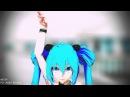 【 MMD 】 STEP 【 TDA Cheerleader Miku, Luka GUMI 】 【 HD 720 】