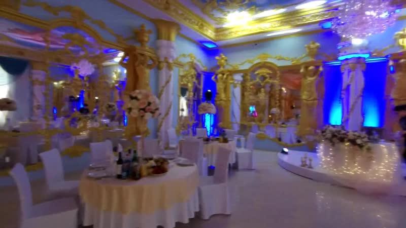 Гранд отель Аристократ_Свадьба Кострома_аренда звука света экрана