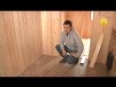 Каркасная баня за пару недель - Строим дом своими руками