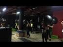 Aerobics fitball Подболотова Мария