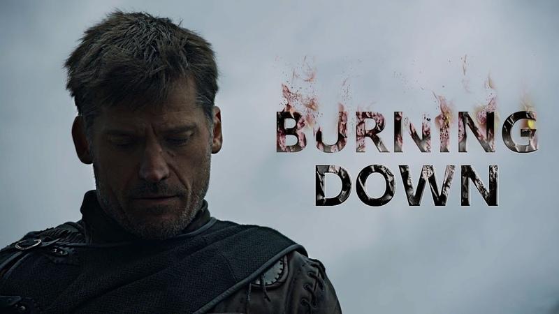 Jaime Lannister - Burning Down