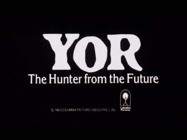 Yor The Hunter from the Future (1983) trailer