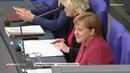 Befragung der Bundesregierung (Merkel) im Bundestag am 12.12.18