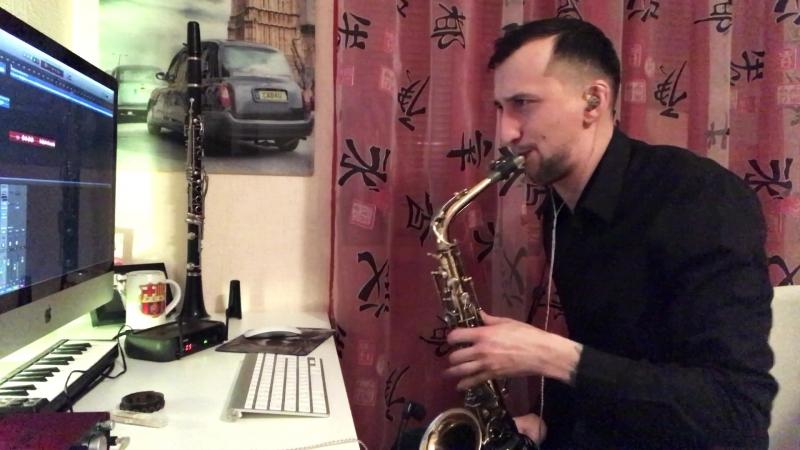 Саксофонист Роман Петросян Gypsy Queens Фрагмент