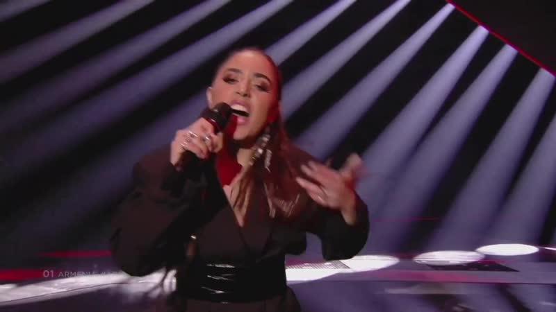 Srbuk - Walking Out - Armenia - LIVE - Second Semi-Final - Eurovision 2019 евровидение армения 2 полуфинал