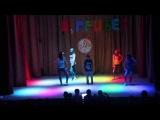 Концерт открытия 3 смены: 10 отр - Краснодарский край