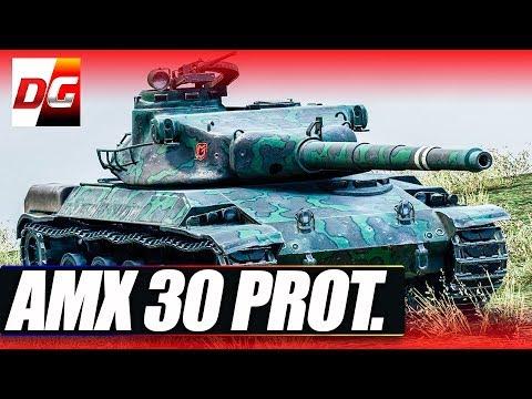AMX 30 PROTOTYPE - Аккуратность и Терпение!