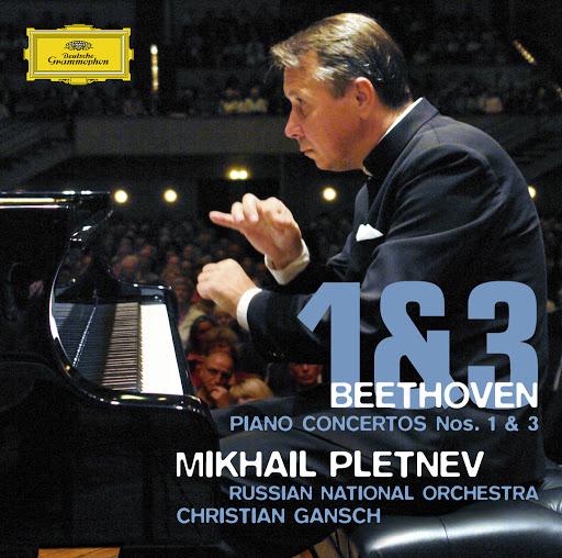 Mikhail Pletnev альбом Beethoven: Piano Concertos Nos 1 & 3