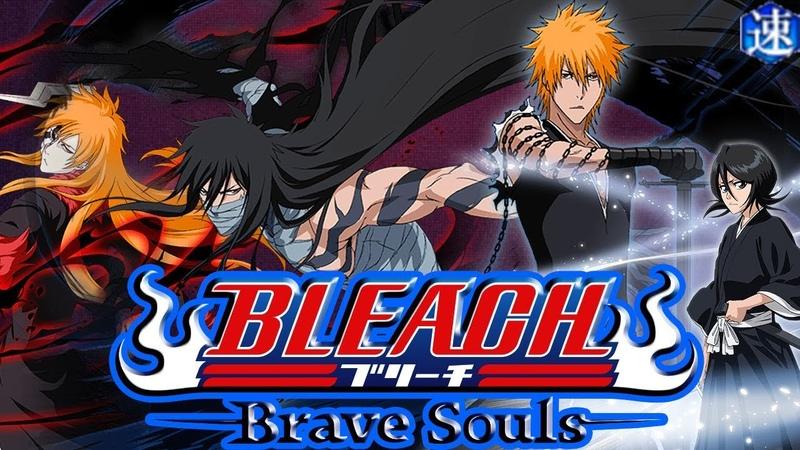 ПРОХОЖДЕНИЕ GUILD QUESTS Speed Bleach Brave Souls 309