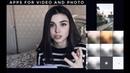Обработка Фото и Видео для Инстаграмма || Apps for Video and Photo