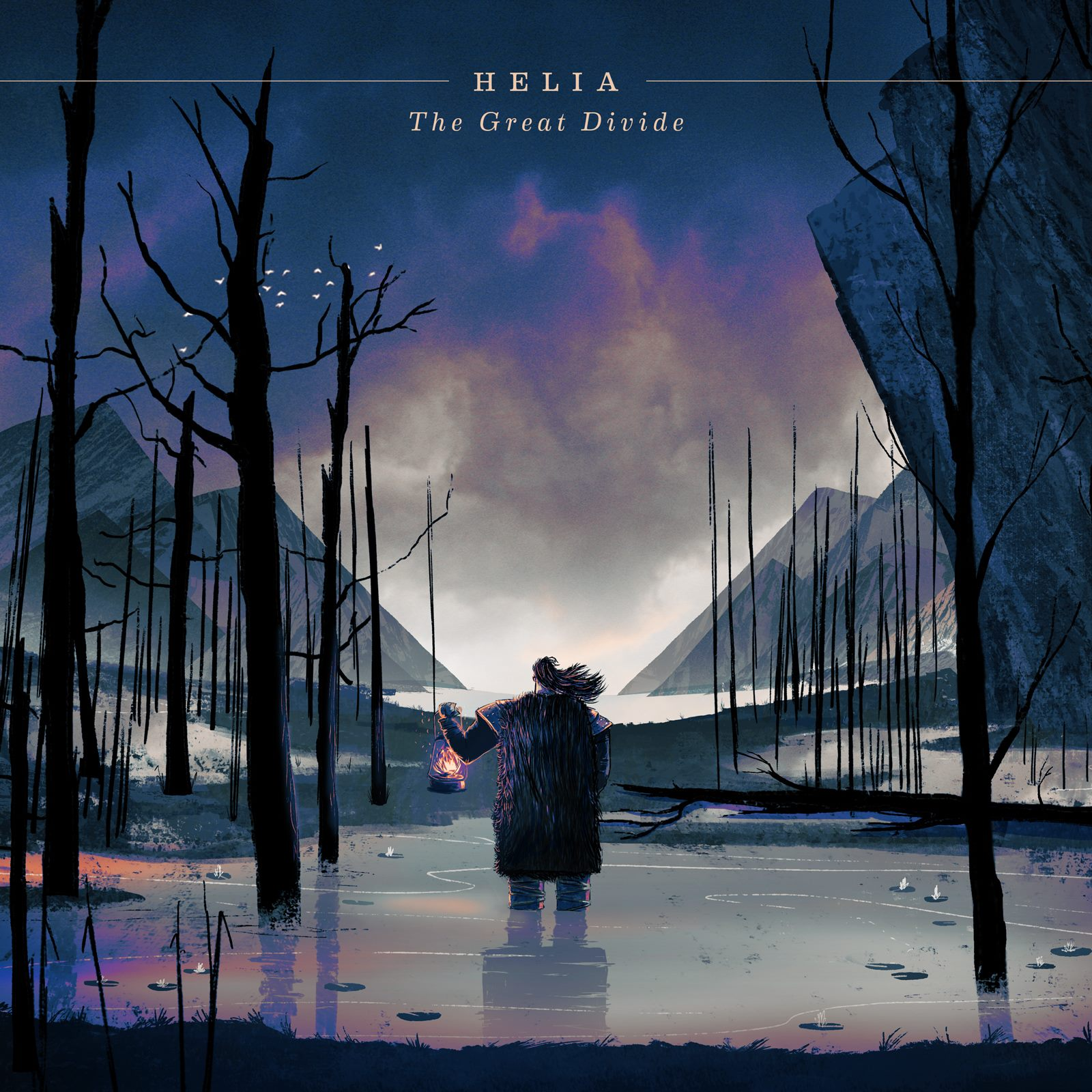 Helia - The Great Divide [Full Album Preview] (2014)