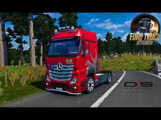 Mercedes-Benz Actros MPIV v2.0 (ETS 2 + Download mod)