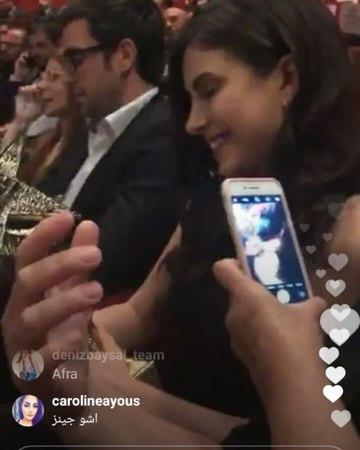 """Sadece YağHaz💕 on Instagram: """"Ne güzel ya,ne mutlu oldular ikiside😍😻💕Ben sizi yerim ama😻💜 SONUNA KADAR HAKETTİNİZ💖💖UMARIM İKİNİZDE HAKETTİĞİNİZ BAŞ..."""