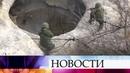 В Крыму в экстремальных условиях проходят тренировки отряда специального назначения «Русь».