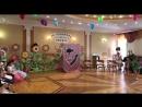 Катюшкин танец на выпускном в садике🎉💖❤