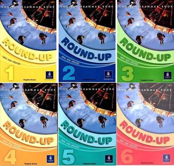 ответы на упражнения по round-up 4