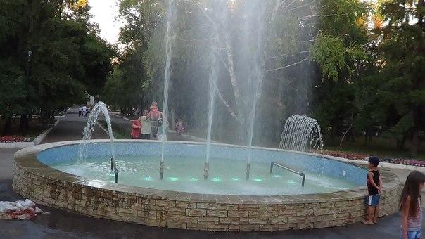 фонтан 1