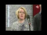 12 марта Доверенное лицо Владимира Путина Елена Петрова приняла участие в политических дебатах на телеканале