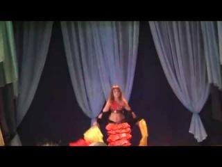Саша Кондратюк Студия восточных танцев МИРАБЭЛЬ  Днепропетровск 2014 Дети  Рук  Тамара Крутий