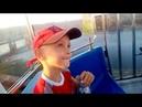 VLOG Катаемся с Марком на колесе обозрения в Кемерово
