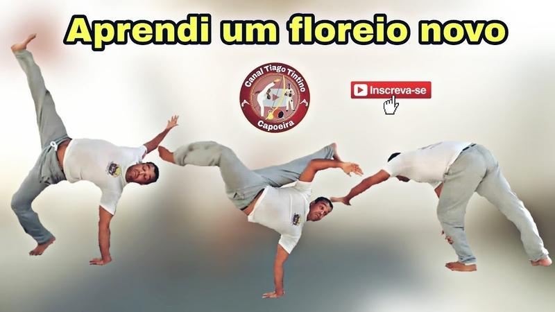 Aprendi um Floreio novo / Capoeira