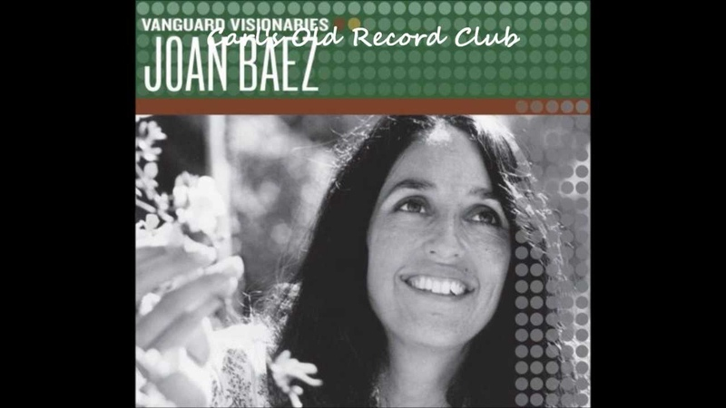 Joan Baez ~ The Night They Drove Old Dixie Down HQ