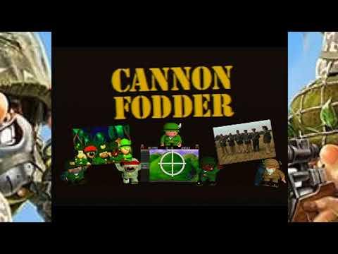 Cannon Fodder (3DO) gameplay