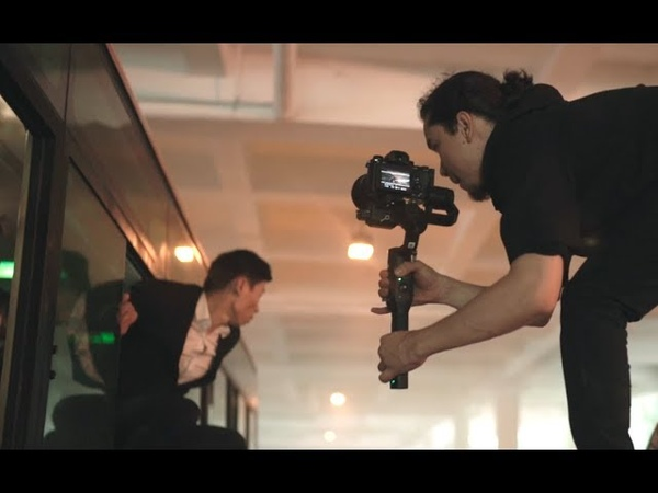 DJI - Parkour in Chongqing Behind the Scenes with the DJI Ronin-S
