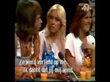ABBA -THE EDDY GO ROUND INTERVIEW COMPLETE - 1975
