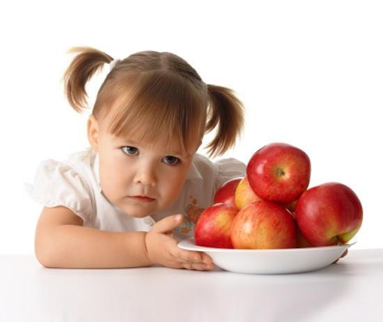 У детей фото с apple