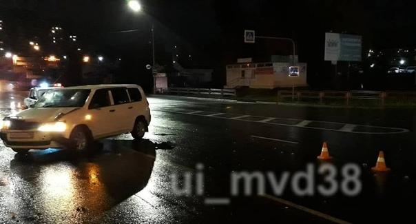 Усть-Илимск. ДТП 26.09.2018